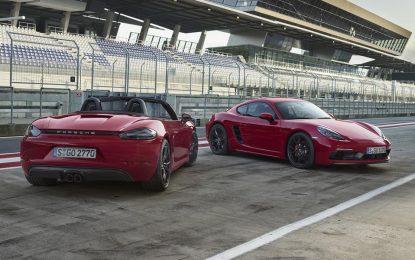 Više snage i bolje performanse za Porsche 718 GTS [Galerija i Video]