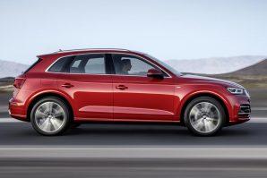 Audi u septembru povećao broj isporuka za 2,6%