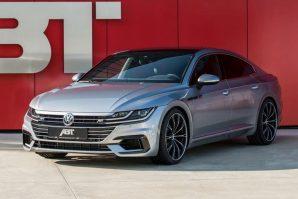 Veća snaga i bolji izgled za Abt Sportsline VW Arteon [Galerija]