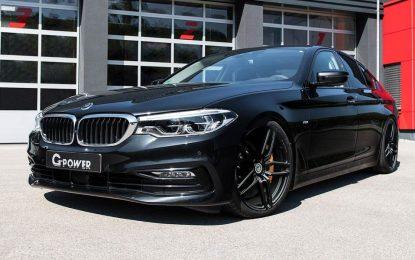 G-Power pripremio ekspresno povećanje snage za BMW 5 Series (G30/G31) [Galerija]