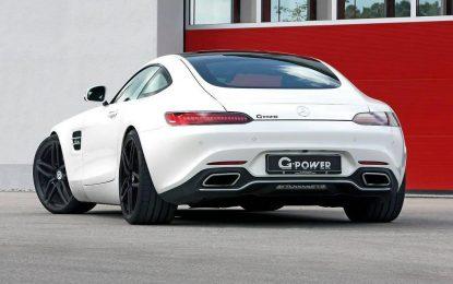 G-Power značajno unaprijedio Mercedes-AMG GT S sa jednostavnim modulom