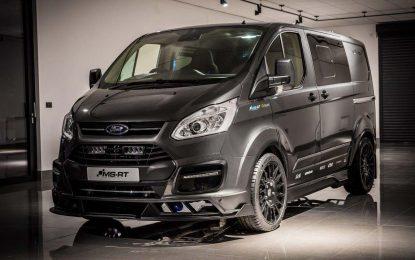 Limitirana serija MS-RT Ford Transit Custom R-Spec – prerada inspirisana WRC-om [Galerija]