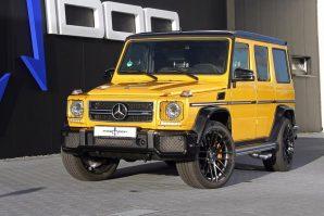 Iza imena Posaidon G63 RS 850 krije se tunirana zvijer Mercedes-AMG G63 sa 861 KS i 1.350 Nm obrnog momenta [Galerija]