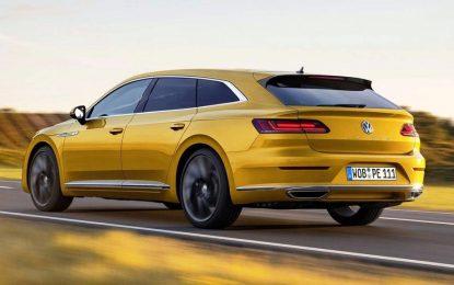 Da li će VW Arteon stići i u karavanskoj izvedbi