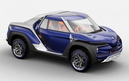 Yamaha Cross Hub Concept – lifestyle pick-up [Galerija i Video]
