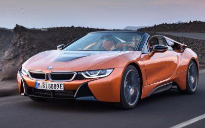 Zvanično predstavljen atraktivni BMW i8 Roadster [Galerija i Video]