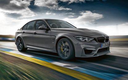 Nova limitirana serija BMW-a M3 CS moći će se naručiti od januara 2018. [Galerija i Video]