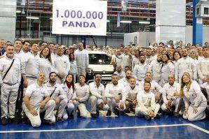 Proizvedeno milion primjeraka četvrte generacije Fiata Pande