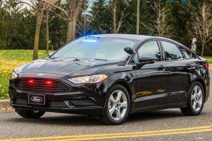 Ford Special Service Plug-In Hybrid Sedan – Bolje performanse za policijske potrebe