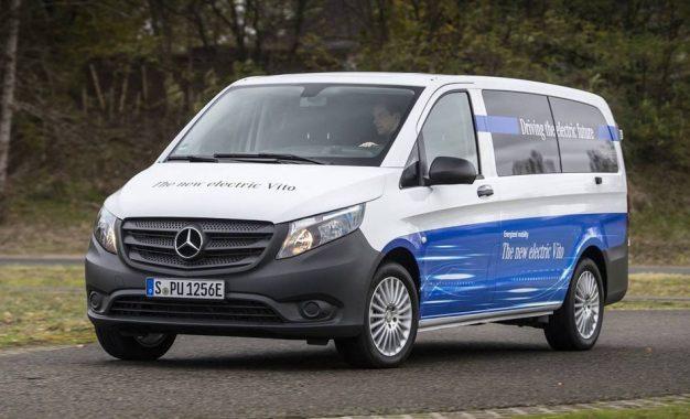 Započela prodaja električnog Mercedesa eVito [Galerija]