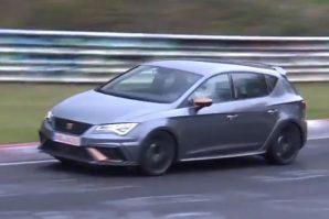 U pripremi Seat Leon Cupra R 310 HP za obaranje rekorda na Nürburgringu [Video]