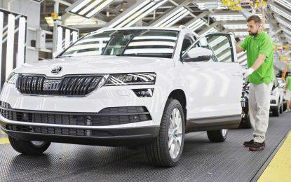 Škodin novi proizvodni rekord – u prvih 10 mjeseci proizvedeno milion automobila