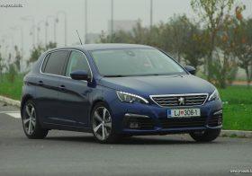 TEST – Peugeot 308 FL Allure 1.6 BlueHDi 120 Stop&Start Euro6 BVM6
