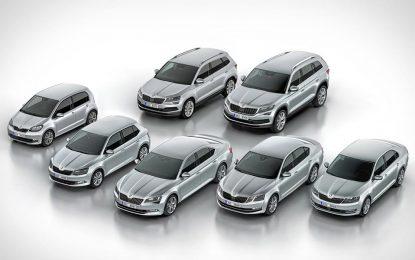 Škoda Auto u novembru ostvarila novi prodajni rekord: Prodaja povećana za 17,5%