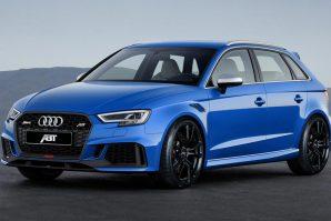 Abt Sportsline preradio Audija RS3 – osnažen na 460 KS