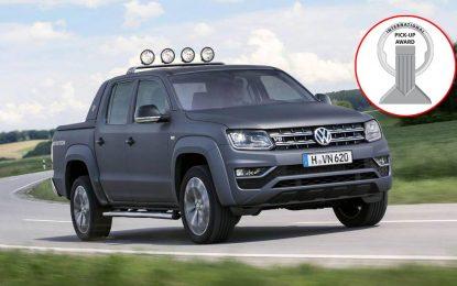 Volkswagen Amarok V6 dobio međunardono priznanje za pick-up godine