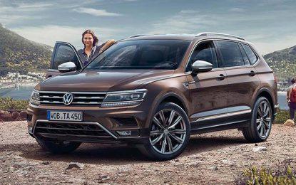 Volkswagen Tiguan Allspace – nova međunarodna kampanja
