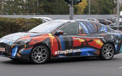 Novi Ford Focus u više karoserijskih varijanti neće stizati iz Kine [Galerija]