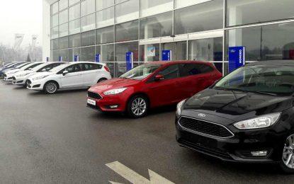 U Fordu traje novogodišnja prodajna akcija