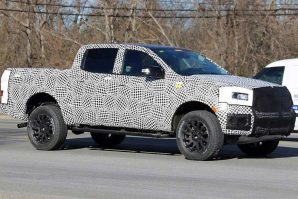 Novi Ford Ranger FX4 mogao bi na tržište stići krajem naredne godine