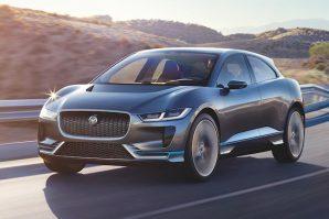 Električni Jaguar I-Pace biće premijerno predstavljen na sajmu u proljeće iduće godine u Ženevi [Galerija]