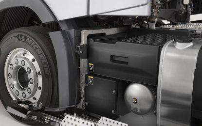 Volvo Trucks uvodi novi sistem akumulatora