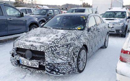 Mercedes-Benz A-klasa – električni ili hibridni – pitanje je sad