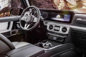 Uskoro stiže nova Mercedesova G-klasa – prve zvanične fotografije enterijera [Galerija]