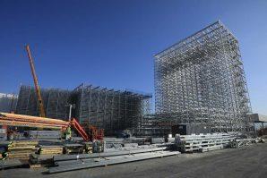 Seat gradi najviši automatizirani logistički centar