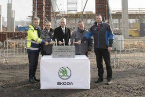 Zbog proširenja proizvodnih kapaciteta, Škoda gradi novu lakirnicu