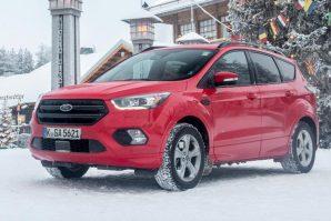 Ford povećava evropsku prodaju