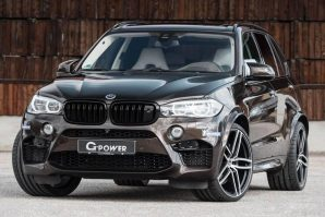 G-Power X5 M F85 Typhoon sa 750 KS [Galerija i Video]