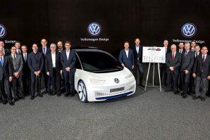 Sto sedmica do prvog proizvodnog Volkswagenovog modela iz I.D. serije