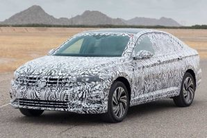 Prve vožnje prototipa nove VW Jette koja će biti predstavljena za mjesec dana [Galerija]