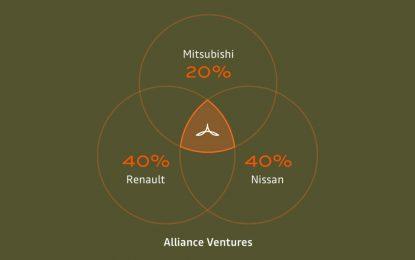 """Alijansa Renault-Nissan-Mitsubishi najavila stvaranje fonda """"Alliance Ventures"""" za podršku inovacijama"""