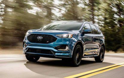 Na jesen stiže posebno osvježenje iz Forda – Ford Edge ST sa 335 KS [Galerija i Video]