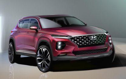 Crteži novog Hyundaija Santa Fe otkrivaju nešto više