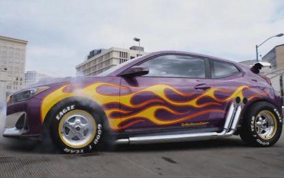 """Hyundai Veloster Hot Rod u novom Marvelovom filmu """"Ant-Man And The Wasp"""" [Video]"""