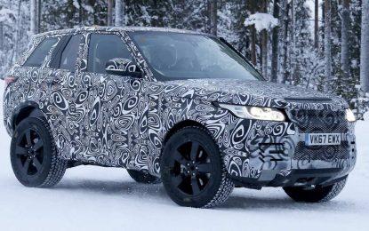 Užurbano teku pripreme novog Land Rover Defendera, kako bi bio spreman za 70. rođendan brenda [Galerija]