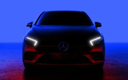 Nova Mercedes-Benz A-klasa je već tu [Galerija i Video]