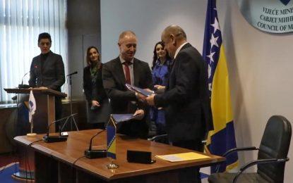 Odobren kredit u vrijednosti od 70 miliona eura EBRD-a za nastavak izgradnje Koridora 5C