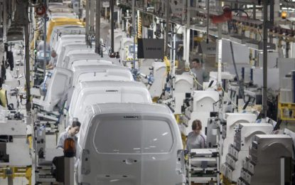 Zbog povećane potražnje za lakim komercijalnim vozilima Citroen Berlingo i Peugeot Partner, PSA povećava proizvodnju u Portugalu