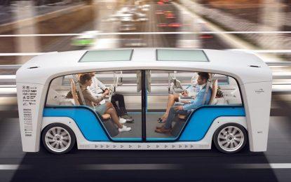 Novo inovativno iznenađenje iz Rinspeeda – autonomni električni koncept Rinspeed Snap [Galerija]