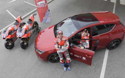 Seat i Ducati obnovili partnerstvo
