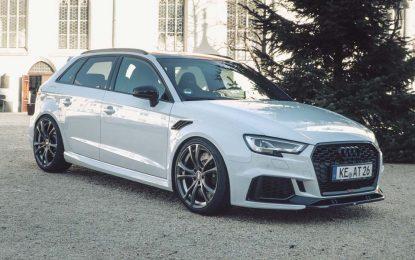 Abt Sportsline dodatno poboljšao Audi RS3 – Abt RS3 sa 500 KS [Galerija]