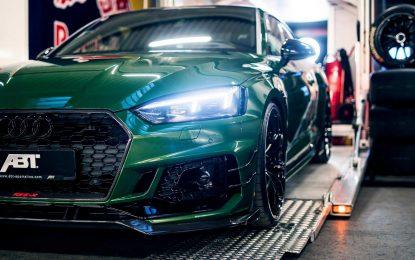 Posebno izdanje modela Audi RS5-R kod Abt Sportsline – Abt RS5-R sa 530 KS u limitiranoj seriji od 50 primjeraka [Galerija]