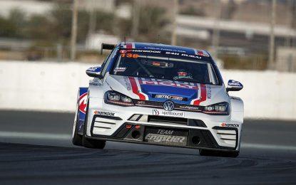 Uspješan početak sezone za Volkswagen Golf GTI TCR