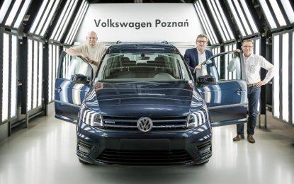 Rekordna proizvodnja Volkswagen privrednih vozila u 2017.
