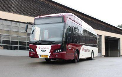 Flota električnih autobusa VDL Citea LLE-99 Electric za Luksemburg
