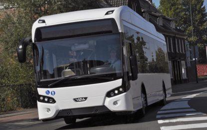 Prvi kontigent električnih autobusa VDL Citea SLF-120 Electric sa kompletnim sistemom za brzo dopunjavanje putuje za Den Haag